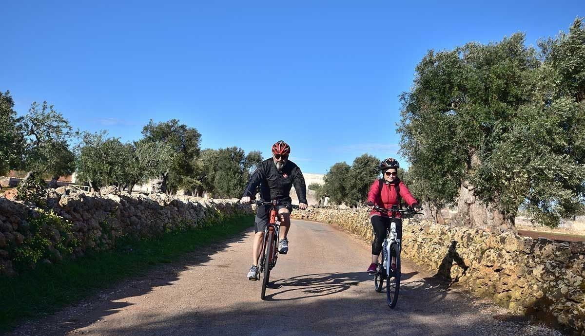 Itria Valley - 5 days Cycle Tour