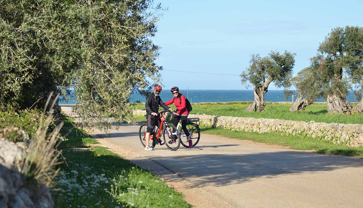 Guided Bike Tours in Puglia