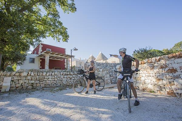 Bike & Trulli