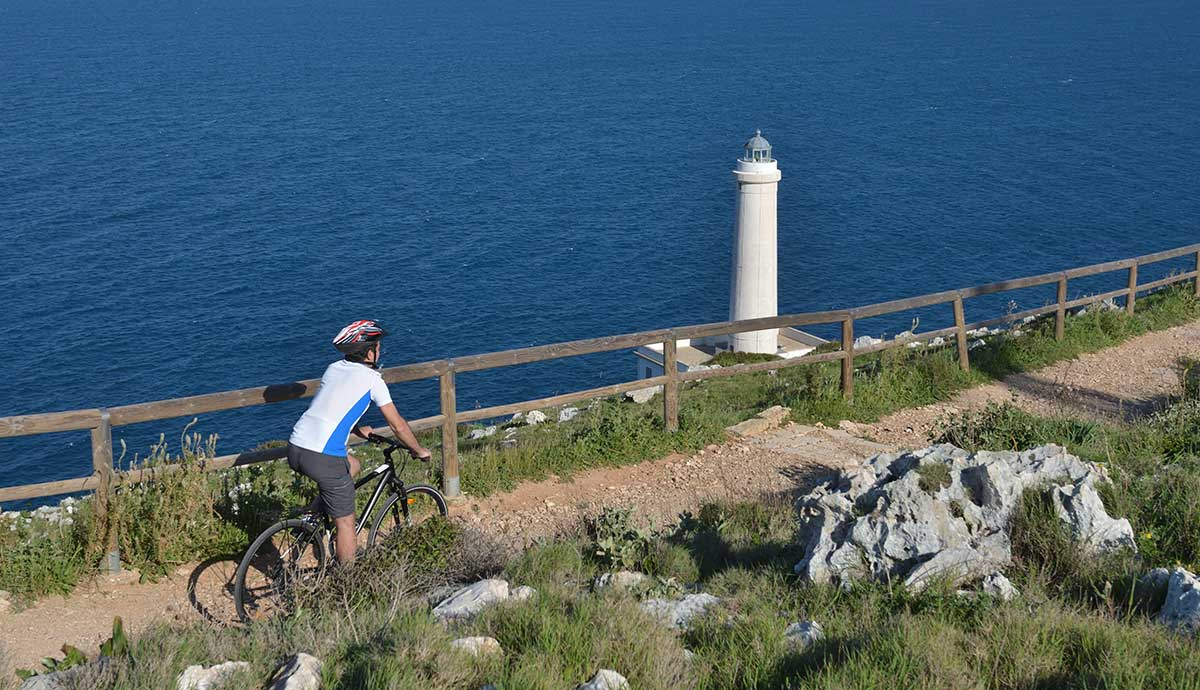 Bike Tour Puglia 8 days Alberobello-Lecce