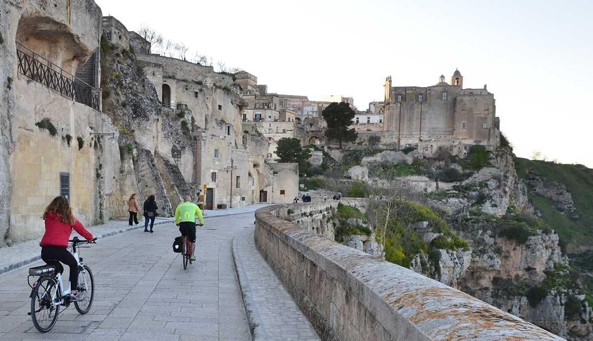 Giro di Puglia 8 days-Matera-Ostuni